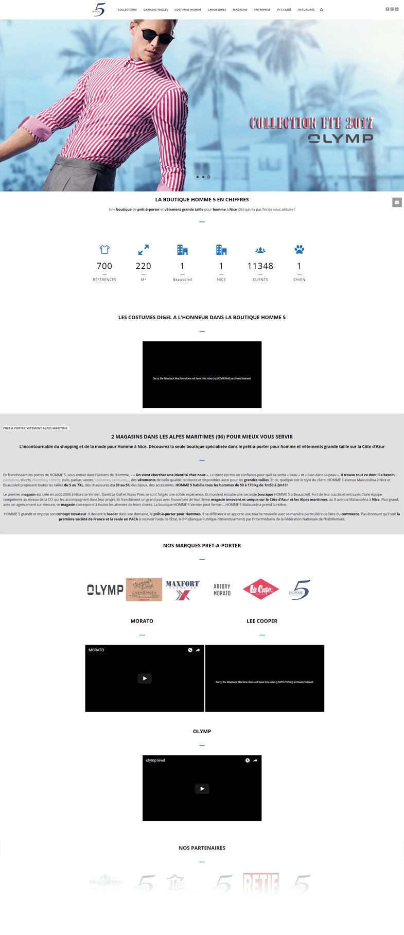 visuels site web homme5 sur Nice